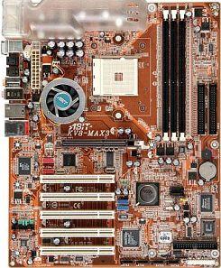 ABIT KV8-MAX3 (PC-3200 DDR)