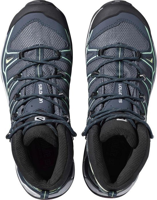 Salomon X Ultra Mid 2 GTX schwarzblaugrün (Damen) (371524) ab € 99,95