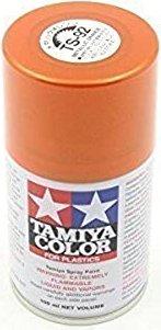 Tamiya Acryl Spray Color Ts 92 Metallic Orange 85092 From 6 29
