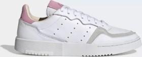 adidas Supercourt cloud white/true pink (ladies) (EF9219)
