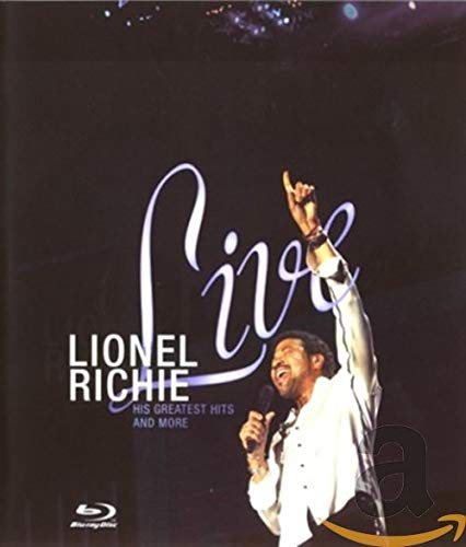 Lionel Richie - Live (Blu-ray) -- via Amazon Partnerprogramm