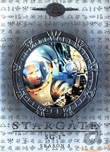 Stargate SG-1 Season 5 (UK) -- via Amazon Partnerprogramm