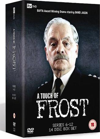 A Touch Of Frost Box (Season 6-12) (UK) -- via Amazon Partnerprogramm