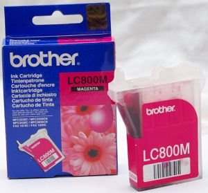 Brother ink LC800M magenta -- via Amazon Partnerprogramm