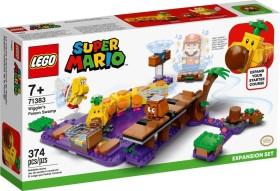 LEGO Super Mario - Wigglers Giftsumpf Erweiterungsset (71383)