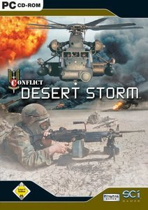 Conflict: Desert Storm (German) (PC)