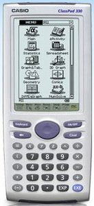 Casio ClassPad 330 (CLASSPAD300-GM)
