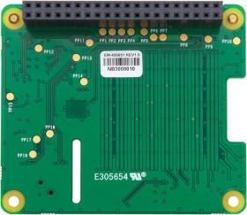 Waveshare Sense Hat B for Raspberry Pi Onboard Multi Powerful Sensors Such as Gyroscope Accelerometer Magnetometer Barometer Temperature Humidity Sensor Communicated Via I2C Interface