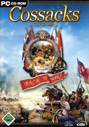 Cossacks: Back to War (Add-on) (German) (PC) -- via Amazon Partnerprogramm