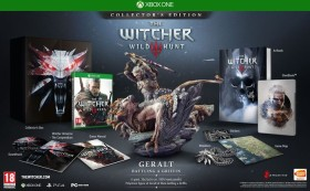 The Witcher 3: Wild Hunt - Collector's Edition (Xbox One)