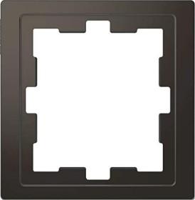 Merten System Design D-Life Rahmen, 1fach, anthrazit (MEG4010-6534)