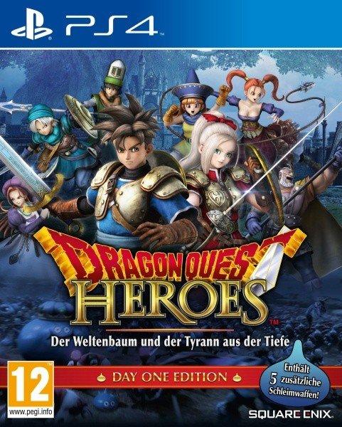 Dragon Quest: Heroes (PS4)