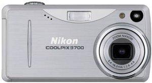 Nikon Coolpix 3700 (various Bundles)
