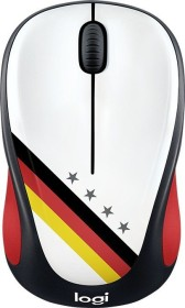 Logitech M238 Wireless Mouse Fan Collection Germany, USB (910-005403)
