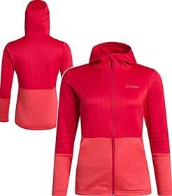 Berghaus Motionik Fleece Jacke rot (Damen) (4A000865DG8)