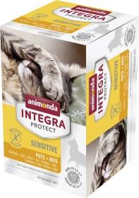 animonda Integra Sensitive Pute und Reis 600g (6x100g)