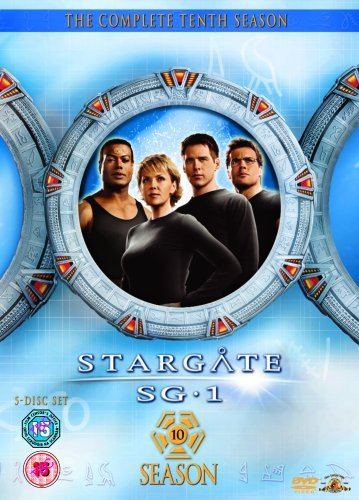 Stargate SG-1 Season 10 (UK) -- via Amazon Partnerprogramm
