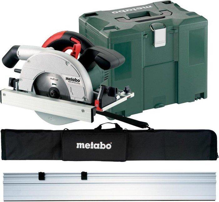 metabo kse 55 vario plus set elektro handkreiss ge inkl koffer f hrungsschiene ab 391 78 de. Black Bedroom Furniture Sets. Home Design Ideas