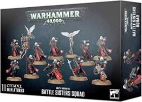 Games Workshop Warhammer 40.000 - Adepta Sororitas - Battle Sisters Squad (99120108033)
