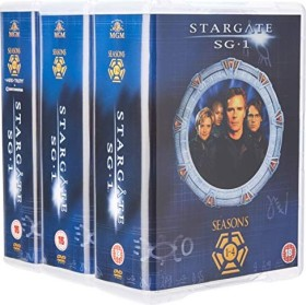 Stargate SG-1 Box (Season 1-10) (UK)