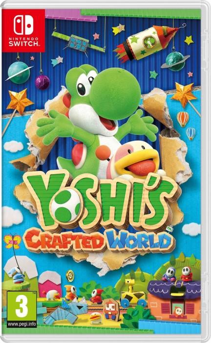 Yoshi's Crafted World (Switch)