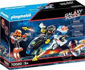 playmobil Galaxy Police - Galaxy Police-Bike (70020)
