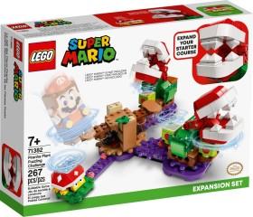 LEGO Super Mario - Piranha-Pflanzen-Herausforderung Erweiterungsset (71382)