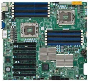 Supermicro X8DTH-iF, i5520 (dual Socket 1366, triple PC3-10667R reg ECC DDR3)