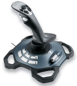 Logitech Force 3D Pro joystick, USB (PC/MAC) (963352-0914)