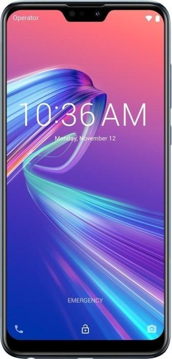 ASUS ZenFone Max Pro (M2) ZB631KL 64GB/6GB blau