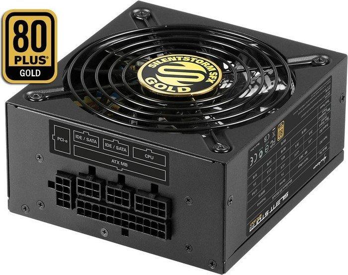 Sharkoon Silentstorm SFX Gold 500W SFX12V-L