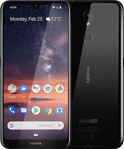 Nokia 3.2 Dual-SIM 32GB schwarz