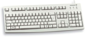 Cherry G83-6105 hellgrau, USB, DE (G83-6105LUNDE-0)