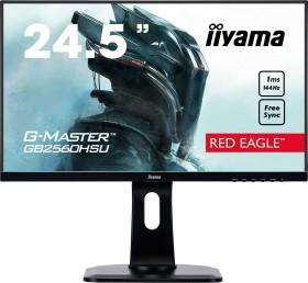 "iiyama G-Master GB2560HSU-B1 Red Eagle, 24.5"""