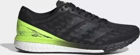 adidas adizero Boston 9 core black/signal green (Herren) (EG4657)