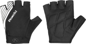 Roeckl Naturns cycling gloves black/white