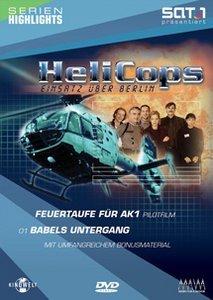 Helicops - Einsatz über Berlin Vol. 1