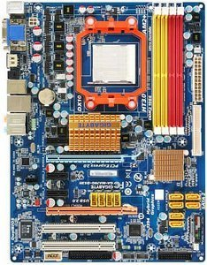 Gigabyte GA-MA78G-DS3H, 780G