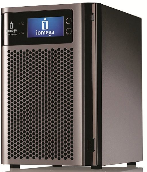 LenovoEMC StorCenter px6-300d 12TB, 2x Gb LAN (35395)
