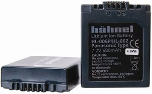 Hähnel HL-002 Li-Ion battery (1000 172.8)