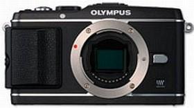 Olympus PEN E-P3 schwarz Body (V204030BE000)