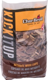 Char-Broil smoking chips Mesquite