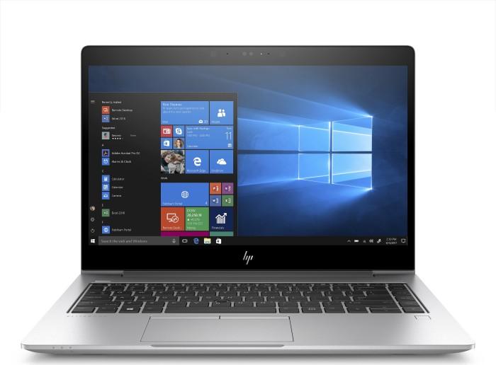 HP EliteBook 840 G5 grey, Core i5-8250U, 8GB RAM, 256GB SSD (3JX01EA#ABD)