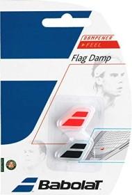 Babolat Flag Damp X2 vibration damper black/red (700032)