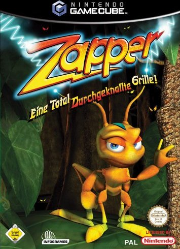 Zapper (deutsch) (GC) -- via Amazon Partnerprogramm