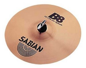 "Sabian B8 Extra-Thin Splash 10"" (SA41005)"