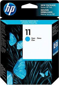 HP 11 tusz błękitny (C4836AE)