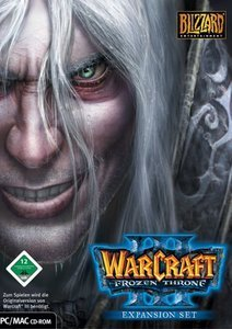 WarCraft 3: Frozen Throne (Add-on) (English) (PC/MAC)