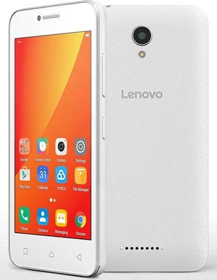 Lenovo A Plus Single-SIM weiß