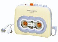 Panasonic RQ-CW05